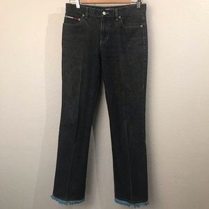 90s Vintage Tommy Hilfiger High Waisted Jeans